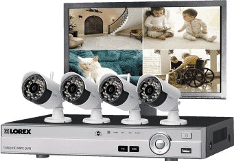 Locksmith Portland CCTV