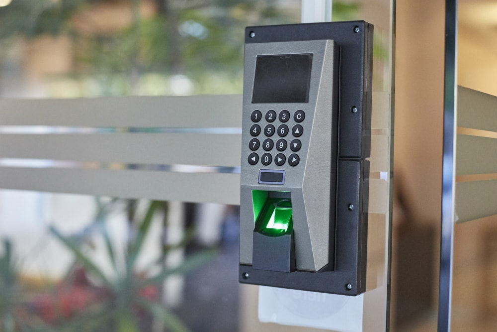 Access control system installers in Portland