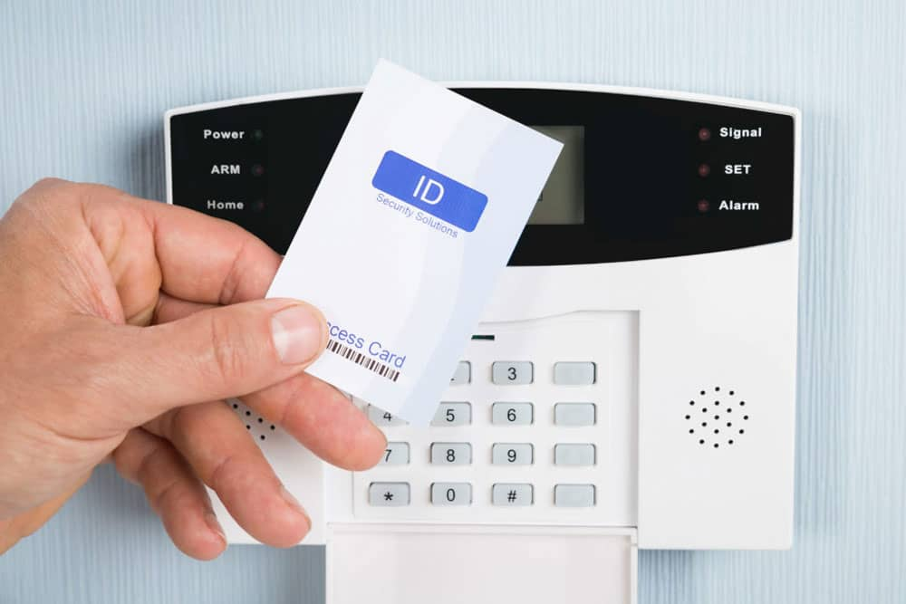 Portland locksmith access control system installers